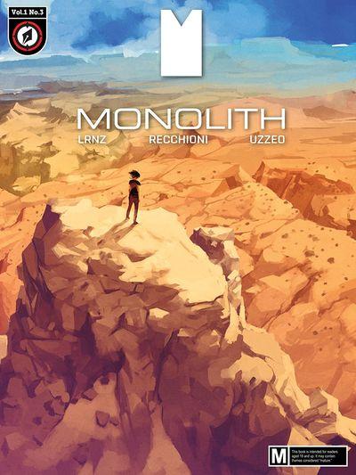Monolith #3 (2021)