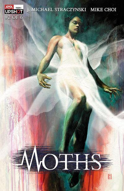 Moths #2 (2021)