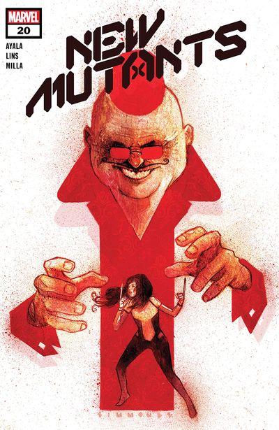 New Mutants #20 (2021)