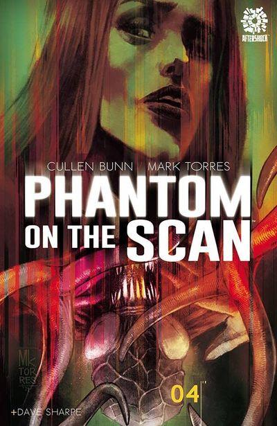 Phantom on the Scan #4 (2021)