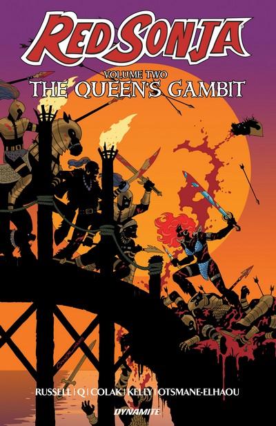 Red Sonja Vol. 2 – The Queen's Gambit (TPB) (2021)