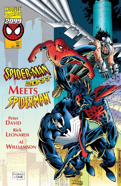 Spider-Man 2099 Meets Spider-Man (1995)