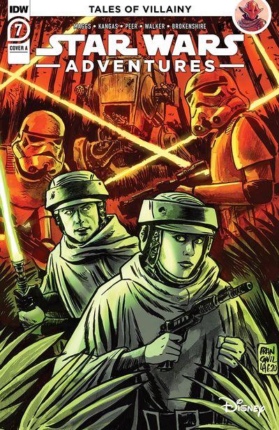 Star Wars Adventures #7 (2021)