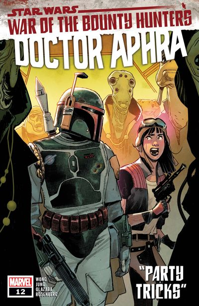 Star Wars – Doctor Aphra #12 (2021)