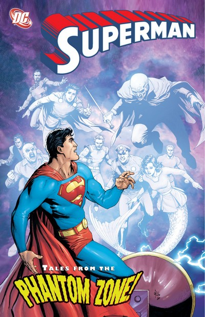 Superman – Tales from the Phantom Zone (TPB) (2009)