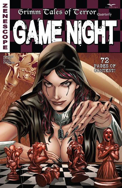 Tales of Terror Quarterly – Game Night (2021)