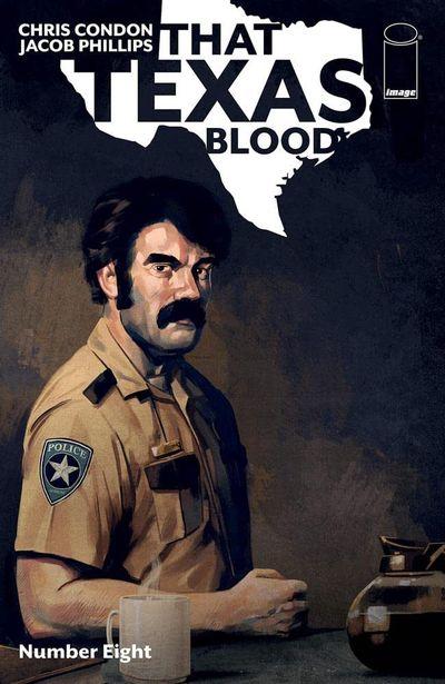 That Texas Blood #8 (2021)