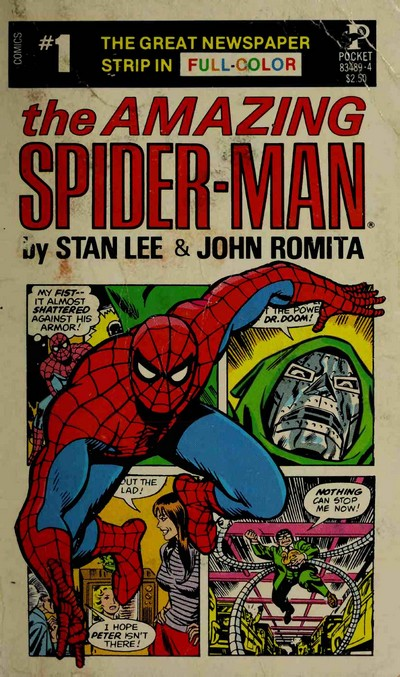 The Amazing Spider-Man – The Great Newspaper Strip #1 (1980)