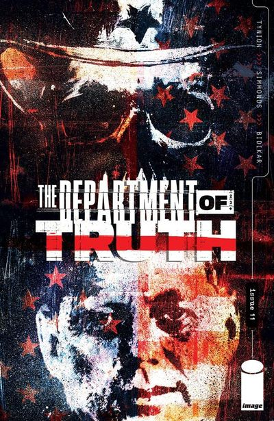 The Department of Truth #11 (2021)