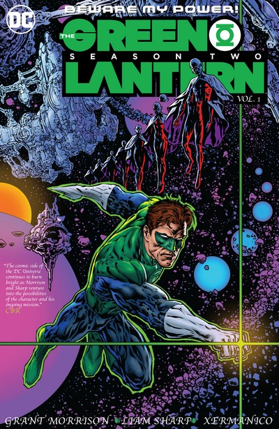 The Green Lantern Season Two Vol. 1 (TPB) (2021)