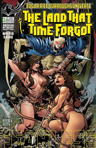 The Land That Time Forgot – Fearless #3 (2021)