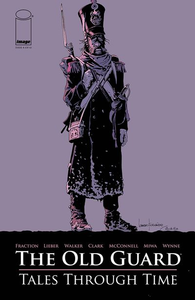 The Old Guard – Tales Through Time #4 (2021)