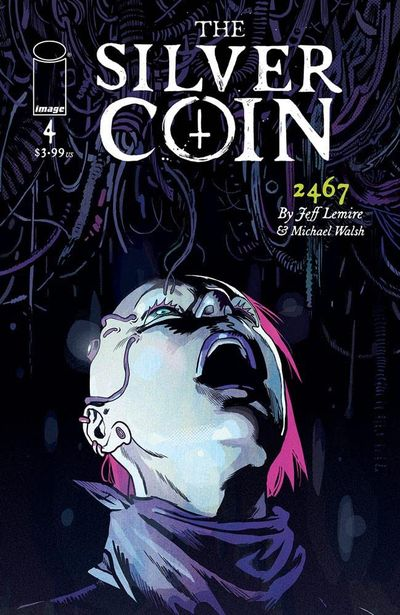 The Silver Coin #4 (2021)