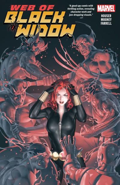 The Web of Black Widow (TPB) (2020)