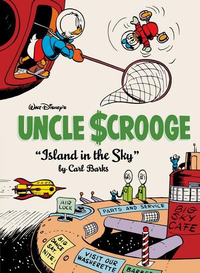 Walt Disney's Uncle Scrooge Vol. 24 – Island in the Sky (2021)