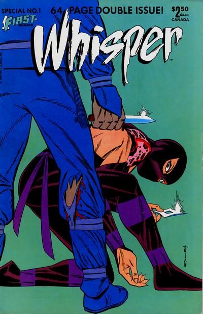 Whisper Special #1 (1985)