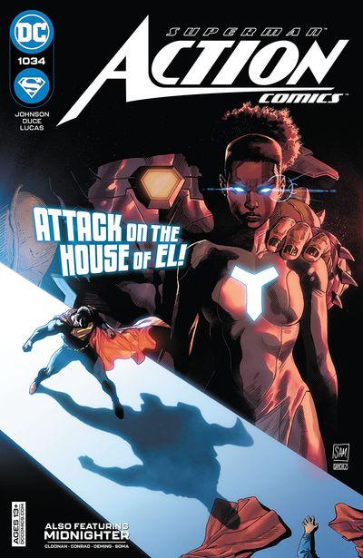 Action Comics #1034 (2021)