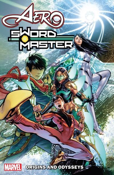 Aero And Sword Master – Origins And Odysseys (TPB) (2020)