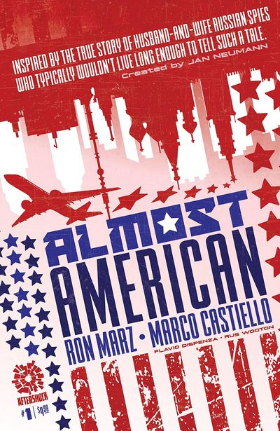 Almost American Vol. 1 #1 (2021)