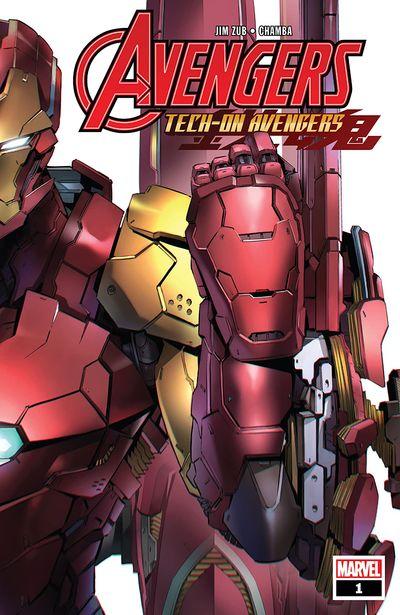 Avengers – Tech-On #1 (2021)