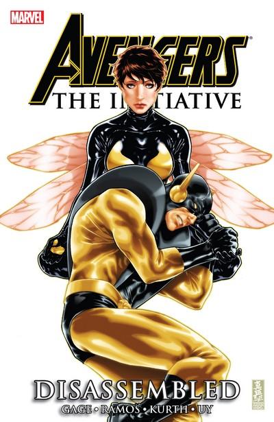 Avengers – The Initiative Vol. 4 – Disassembled (TPB) (2009)