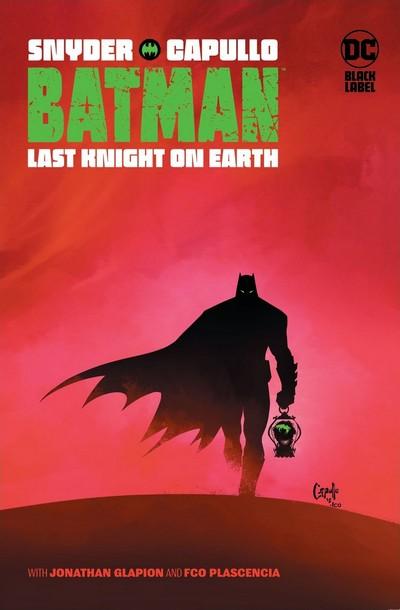 Batman – Last Knight on Earth (TPB) (2020)