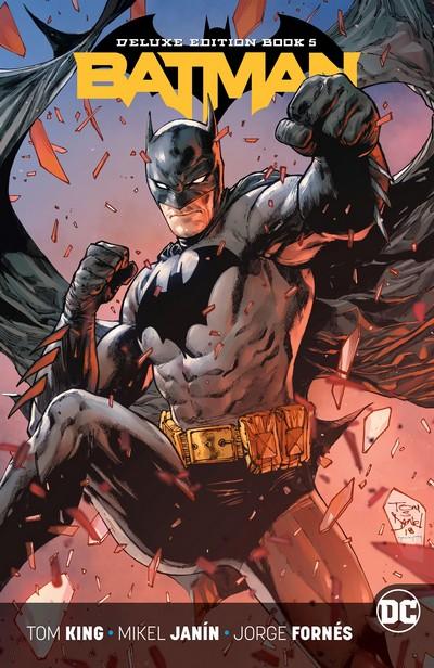Batman – Rebirth Deluxe Edition Book 5 (2020)