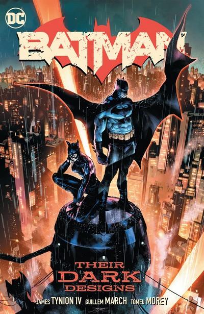 Batman Vol. 1 – Their Dark Designs (TPB) (2020)