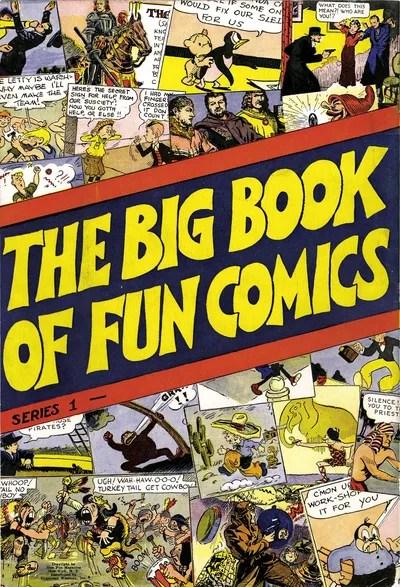 Big Book of Fun Comics #1 (1935)