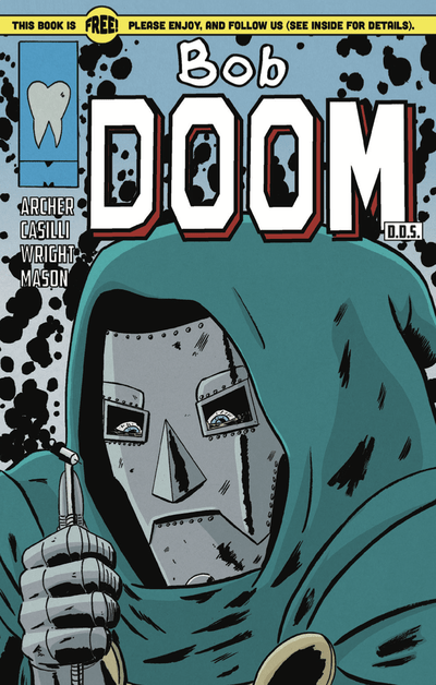 Bob Doom – Dominic Archer & Marc KZ (2021)