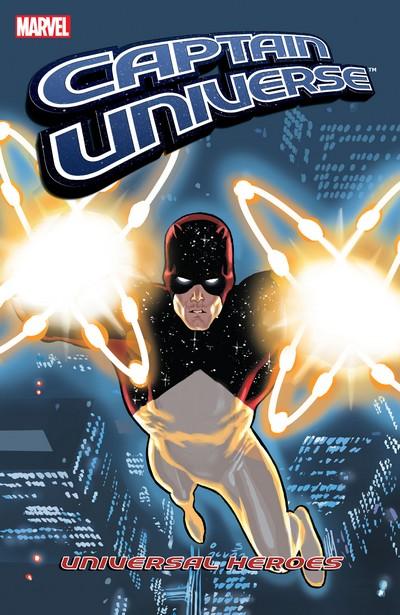 Captain Universe – Universal Heroes (2006)