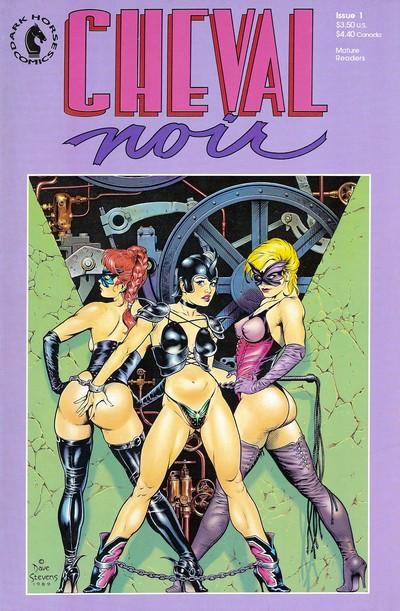 Cheval Noir #1 – 50 (1989-1994)