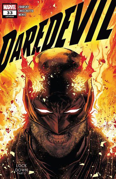 Daredevil #33 (2021)