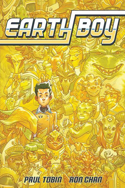 Earth Boy (2021)