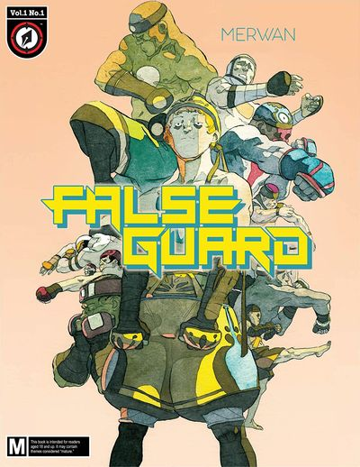 False Guard #1 (2021)