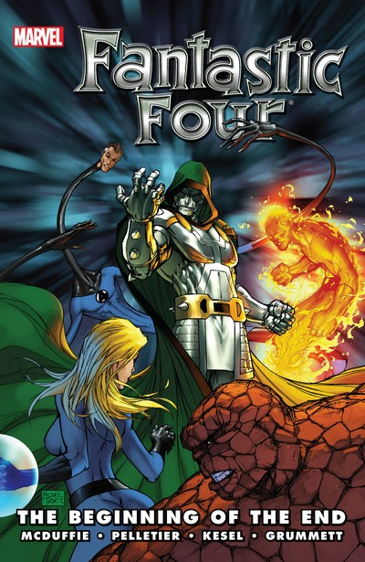 Fantastic Four – Beginning of the End (TPB) (2006)