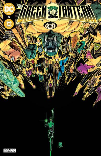 Green Lantern #5 (2021)