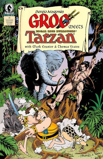 Groo Meets Tarzan #2 (2021)