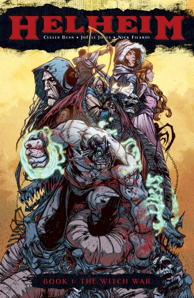 Helheim Vol. 1 – The Witch War (TPB) (2014)
