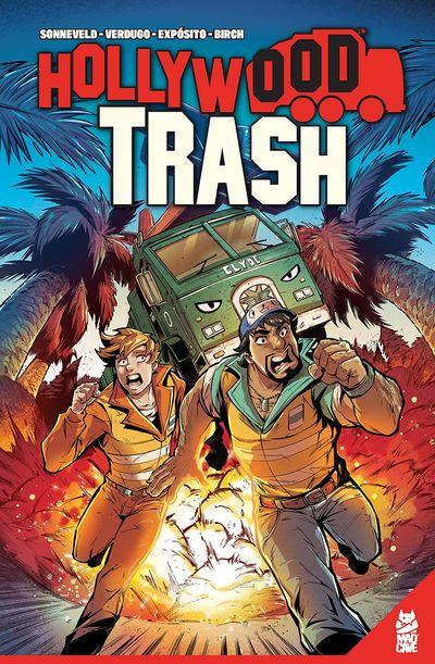 Hollywood Trash Vol. 1 (TPB) (2021)