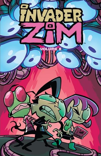 Invader ZIM Vol. 8 (TPB) (2019)