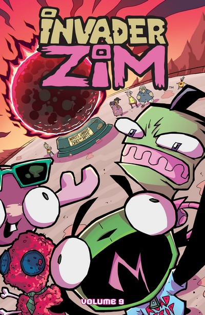 Invader ZIM Vol. 9 (TPB) (2020)