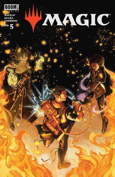 Magic The Gathering #5 (2021)