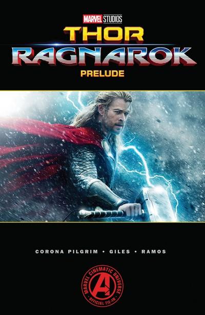 Marvel's Thor – Ragnarok Prelude (TPB) (2017)