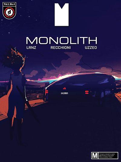Monolith #4 (2021)
