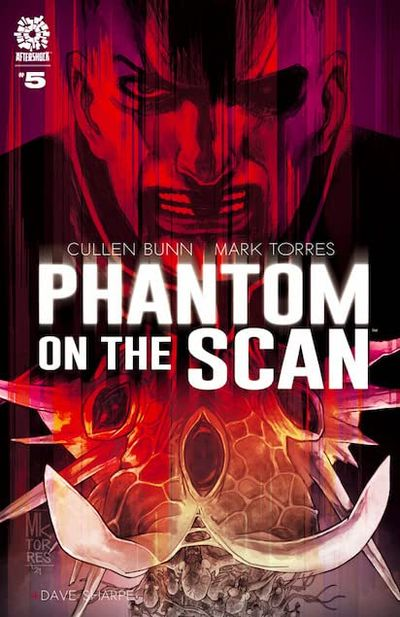 Phantom on the Scan #5 (2021)