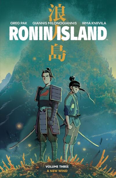 Ronin Island Vol. 3 – A New Wind (TPB) (2020)