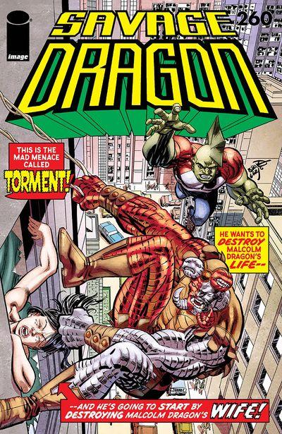 Savage Dragon #260 (2021)
