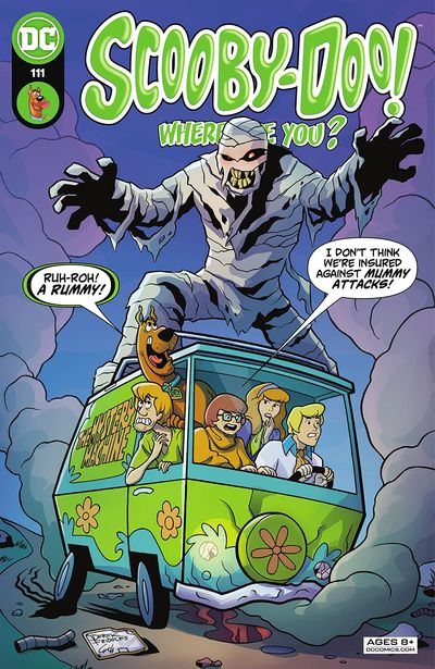 Scooby-Doo Where Are You #111 (2021)