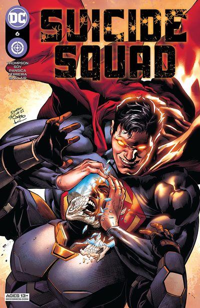 Suicide Squad #6 (2021)